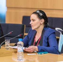 Юлия Амаханова: Промышленная безопасность не терпит дилетантов